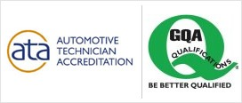 Automotive Technician Accreditation logo